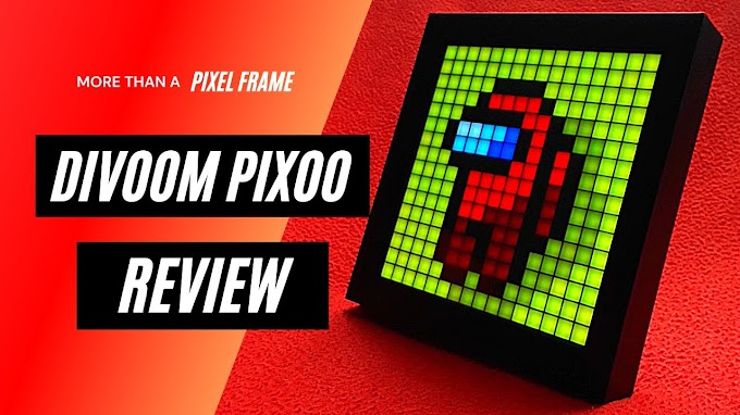 Divoom Pixoo Review: The Smartest Pixel Display You Can Afford