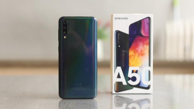 referensi harga dan spek Samsung A50