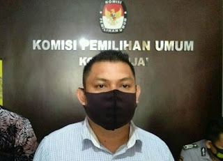 KPU Tetapkan 3 Paslon Wali Kota dan Wakil Wali Kota Binjai