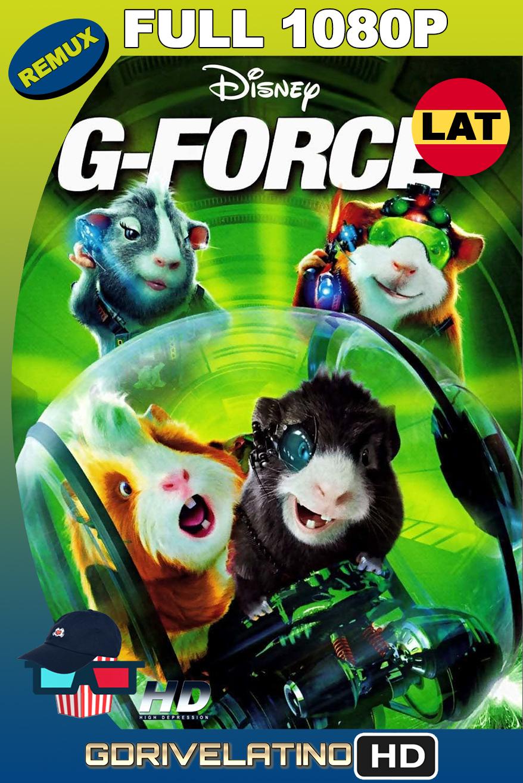 Fuerza G : Licencia Para Espiar (2009) BDRemux 1080p Latino-Ingles MKV