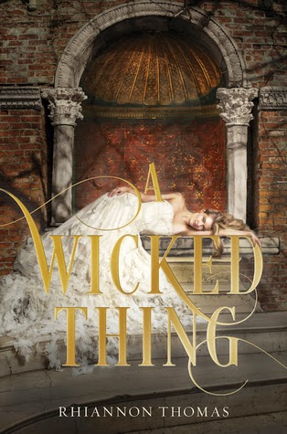 A Wicked Thing cover
