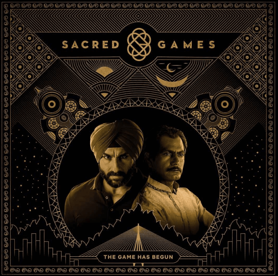 Sacred Games 2018 S01 All Episodes HDRip 720p Dual Audio In Hindi English ESub
