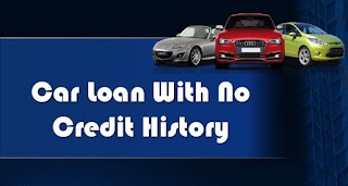 car loans with no credit history