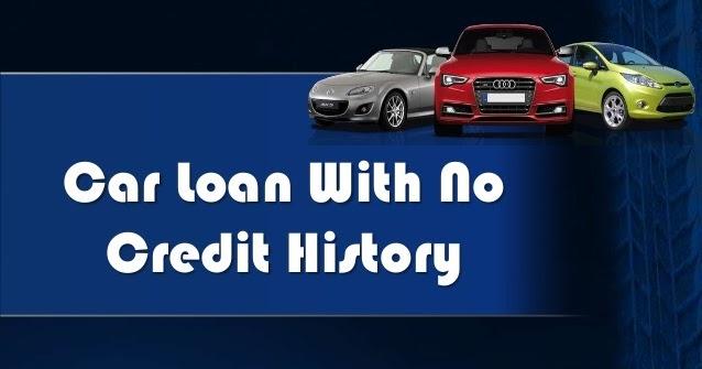 No Credit History Car Loan, Auto Financing With No Credit
