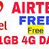 airtel 1 gb data free app