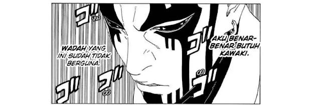 Pembahasan manga Boruto 38 I Naruto Sasuke Kalah Telak