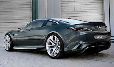 2020 Mazda RX-9 concept