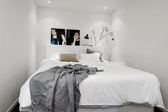 quarto de casal, quarto, quarto pequeno, bedroom, decoração, decor
