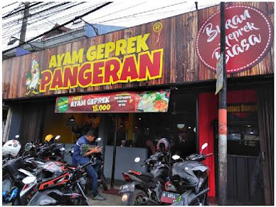 Lowongan Kerja Sebgai Crew Di Ayam Geprek Pangeran Bandung