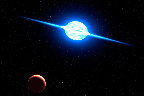 PSR-B1620 es el único sobreviviente al nacimiento del pulsar en M4