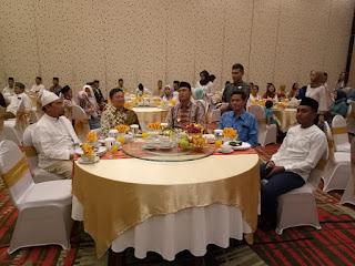 Management GP dan Keluarga Besar Korem Buber Pererat Silaturrahmi