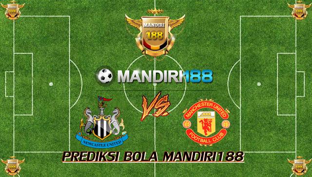 AGEN BOLA - Prediksi Newcastle United vs Manchester United 11 Februari 2018