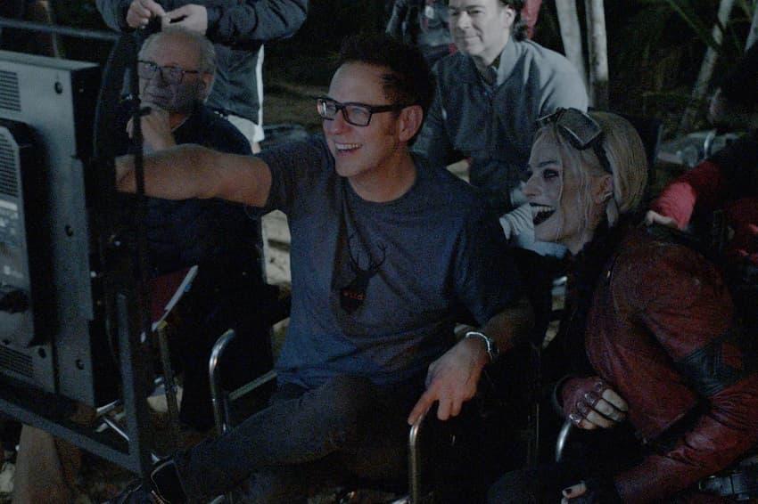 Джеймс Ганн подумывает продолжить работу с Warner Bros после выхода «Отряда самоубийц»