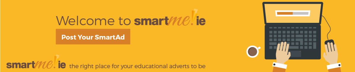 Advertisement - smartme.ie