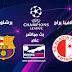 بث مباشر مباراة برشلونة ضد سلافيا براج في دوري أبطال أوروبا