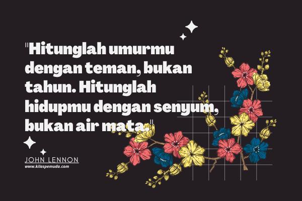 kata bijak John Lennon