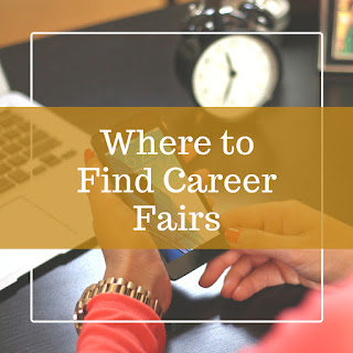 Where to Find Career Fairs