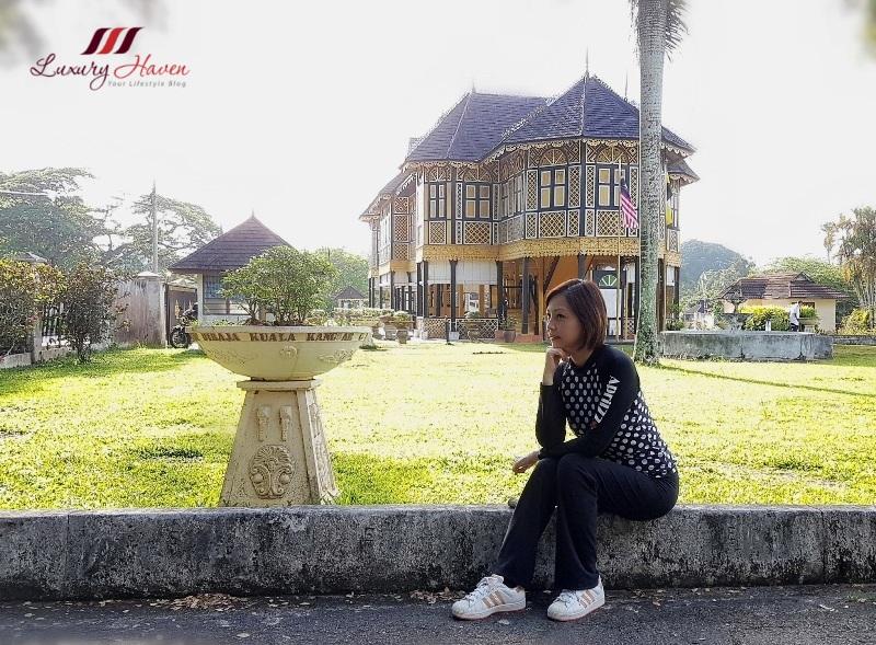 istana kenangan muzium diraja perak tourist attraction