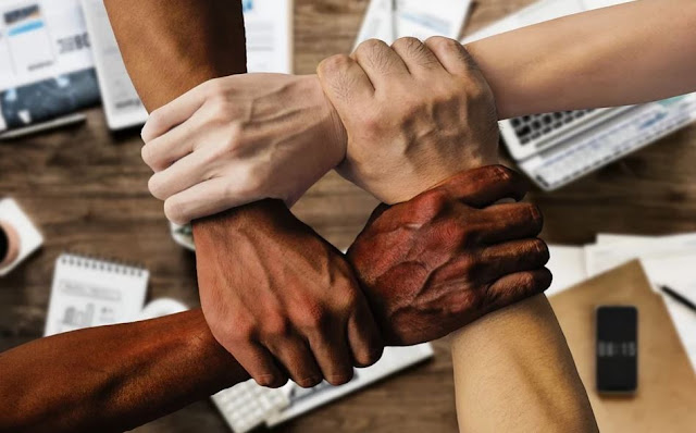 ways to improve employee relationships team building workplace