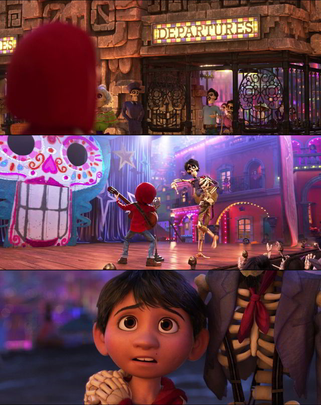 Coco (2017) HD 1080p y 720p Latino