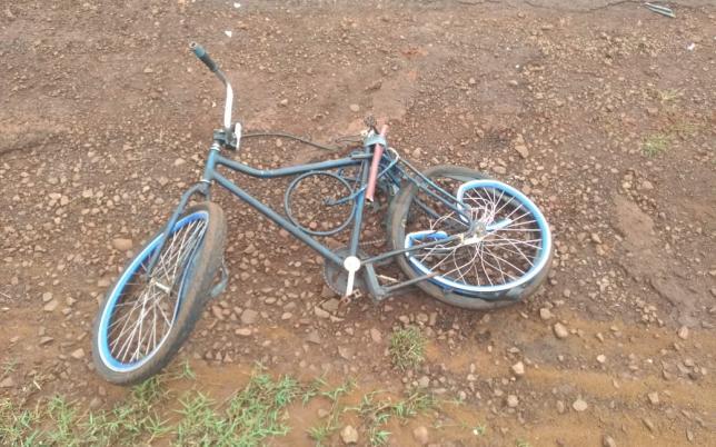 Criança morre atropelada enquanto andava de bicicleta em Morro do Chapéu