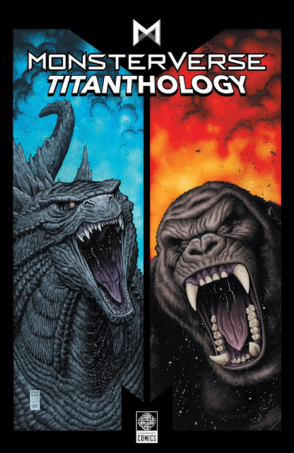 monsterverse titanthology cover