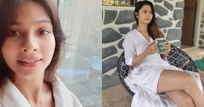 Bollywood Hot Actress Tanisha Mukherjee Images Viral Instagram.