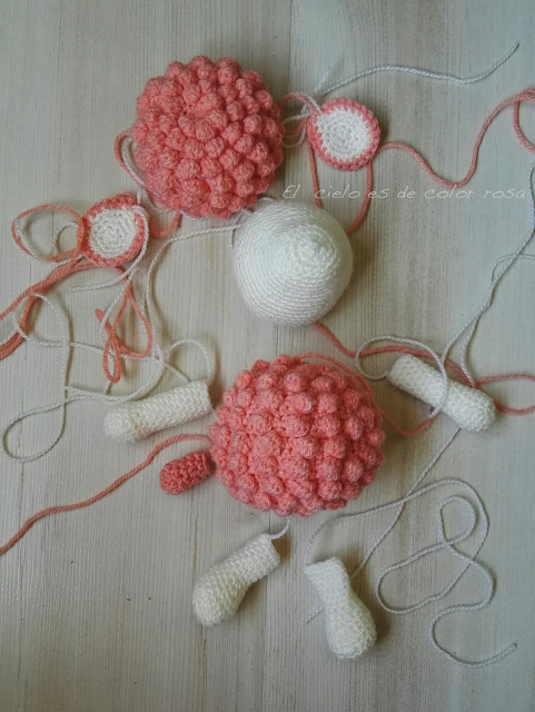 oveja sheep crochet
