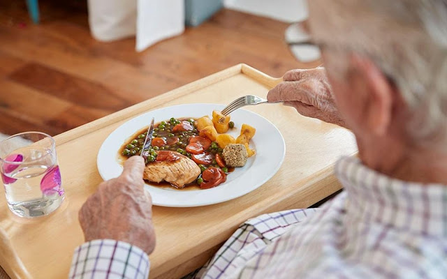 The Healthy Eating & Nutrition For The Elderly
