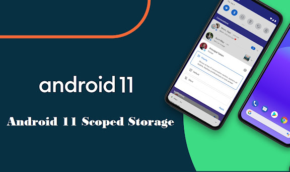 scopped storage android 11