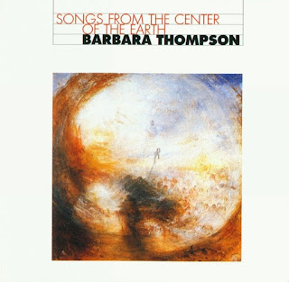 Barbara Thompson - 1991 - Songs From The Center Of The Earth
