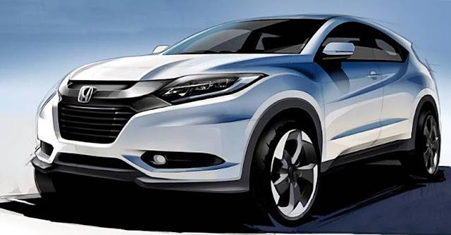 2018 Honda HR-V Price, Release Date