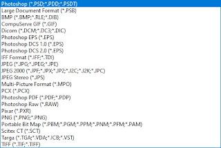 دورة الفوتوشوب | الدرس الأول : واجهة البرنامج وفتح وحفظ الملفات بالصيغ والمقاسات المختلفة