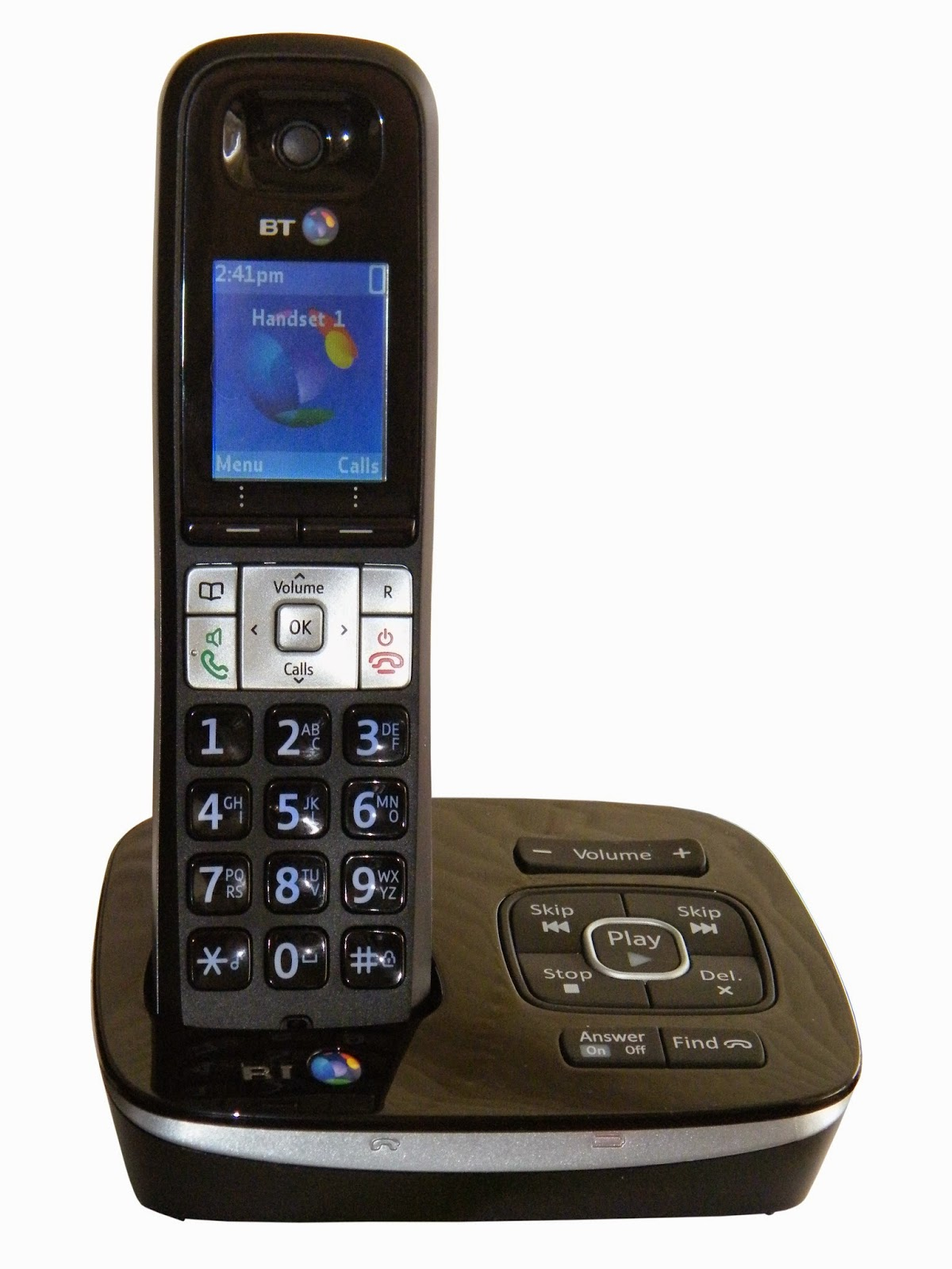 5913386aaf2 Watch my review video of this superb digital cordless phone that saved me  from having to talk to 3 or 4 nuisance callers every day.