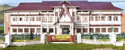 kantor bupati Kabupaten Toba Samosir (Tobasa)