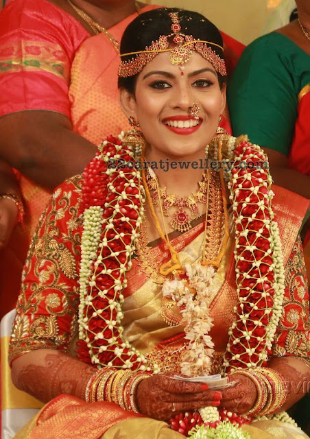 Vinodhini Aadhav Kannadasan Marriage