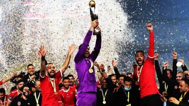 الأهلي المصري يتوّج بلقب دوري أبطال أفريقيا للمرة العاشرة