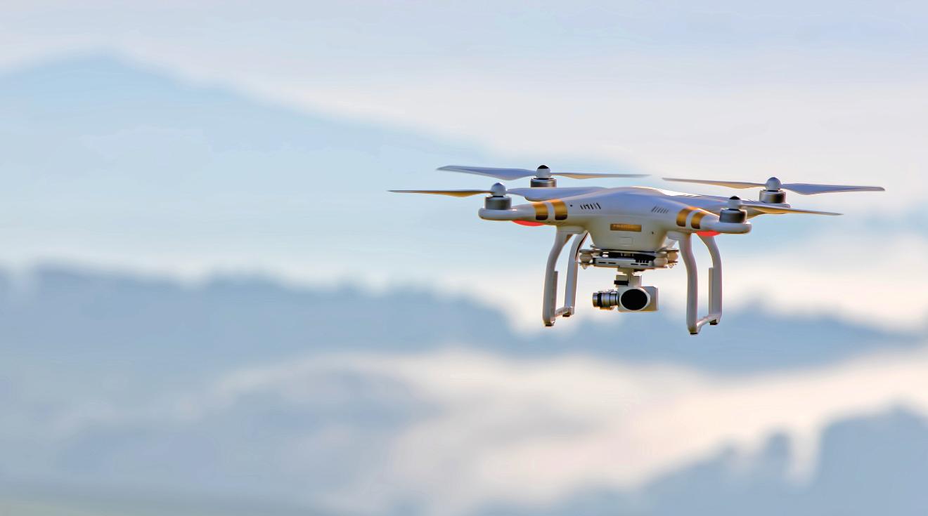jenis drone