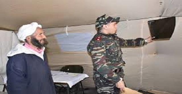 مباراة ولوج سلك ضباط للقوات المسلحة الملكية لمصلحة الصحة العسكرية الحاصلين على دبلوم طبيب عام آخر آجل 30 يوليوز 2020.