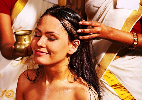 Hot Oil Massage With Ayurvedic Oils | The Girls Beauty Bible
