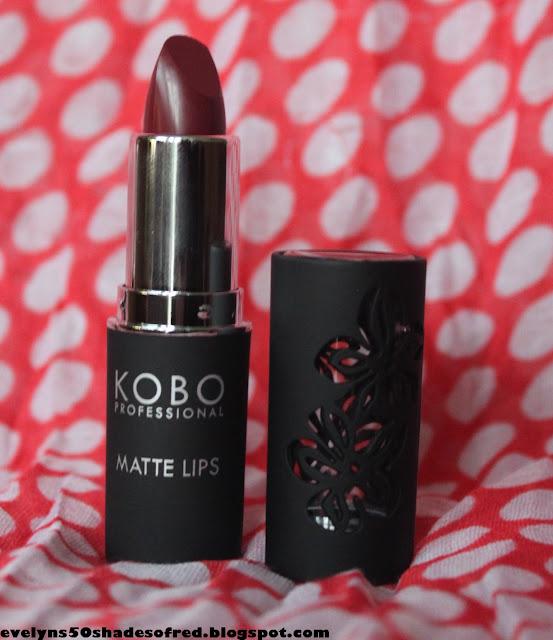 Kobo Matte Lips 406 Croix