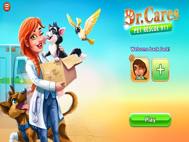 Welcome To My Blog: Dr  Cares - Pet Rescue 911 Platinum Edition