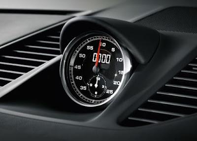 Mengenal Fiture Porsche Sport Chrono