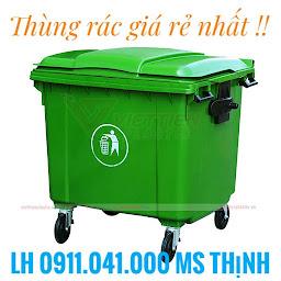 HCM - Thùng rác 120l 240l nhựa tốt giá rẻ tại quận 4, quận 12 lh 0911.041.000 4529C527-528D-41D3-B70C-C5963560E155