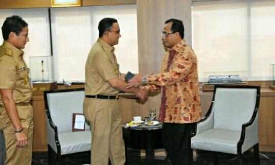 Kemenhub Semprot Gubernur DKI Jakarta