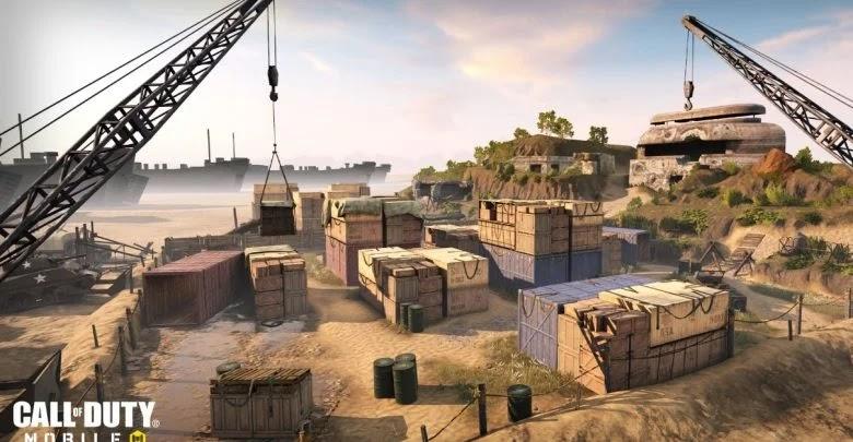 Maps based on the Modern Warfare saga for Call of Duty: Mobile