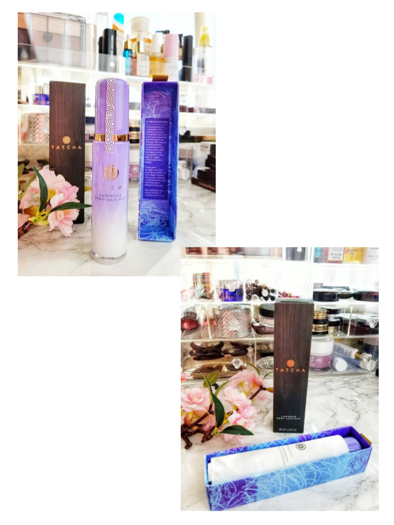 Tatcha Luminous Dewy Skin Mist is a Luxe Treat For Dry Skin 4