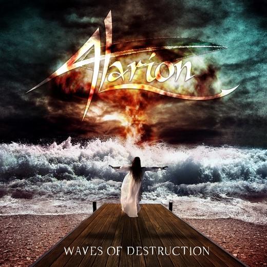 ALARION - Waves Of Destruction (2016) full