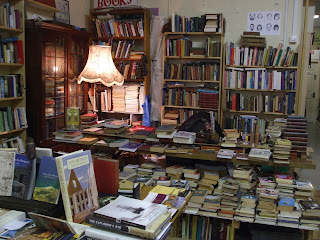 Zozimus at the Book Cafe, Gorey, County Wexford, Ireland
