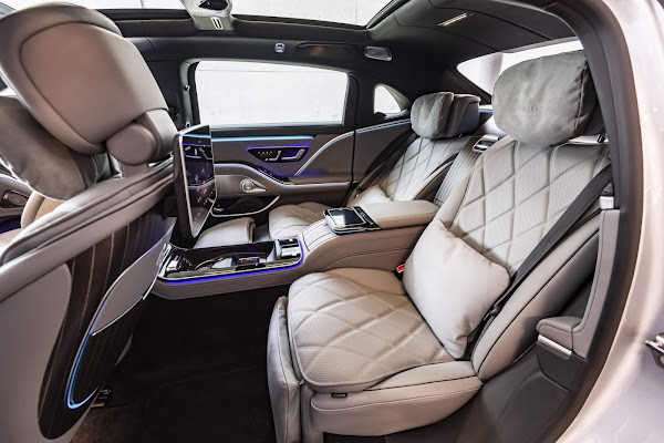 Mercedes-Maybach Classe S 2022